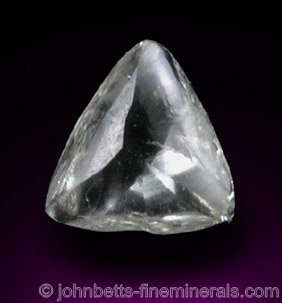 Diamond Macle from Arkansas