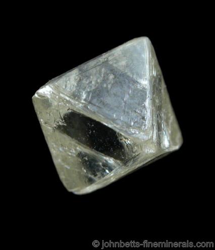 Colorless Diamond Octahedron