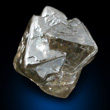 Intergrown Octahedral Diamond Cluster