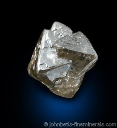 Intergrown Octahedral Diamond Cluster