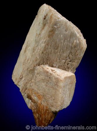 White Diopside (var. Malacolite)