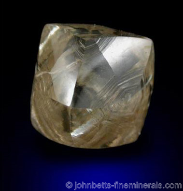 Dodecahedral Diamond Crystal