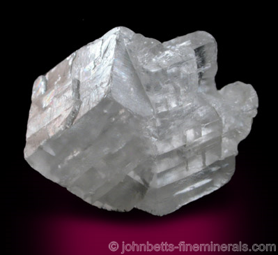 Colorless Dolomite Rhomb