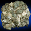 Green Edenite With Phlogopite