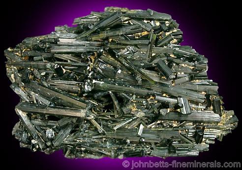 Elbaite Crystal Mass