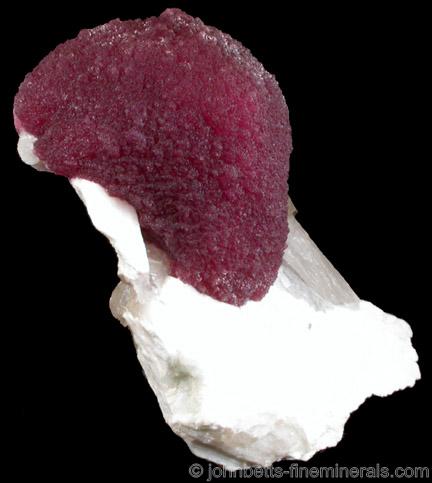 Red Mushroom Tourmaline