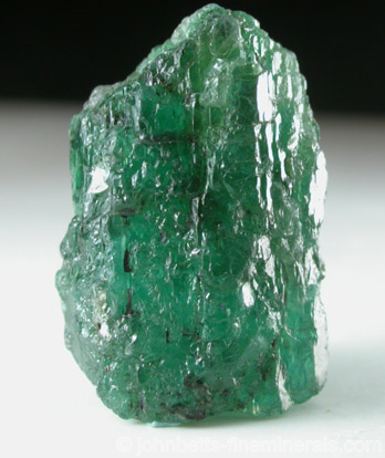 Irregular Emerald Crystal