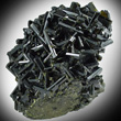 Highly Lustrous Epidote Cluster