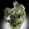 Thick Epidote Crystals