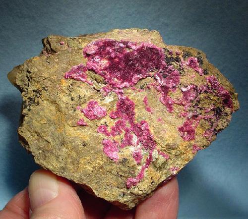 Vivid Pink Erythrite Crust