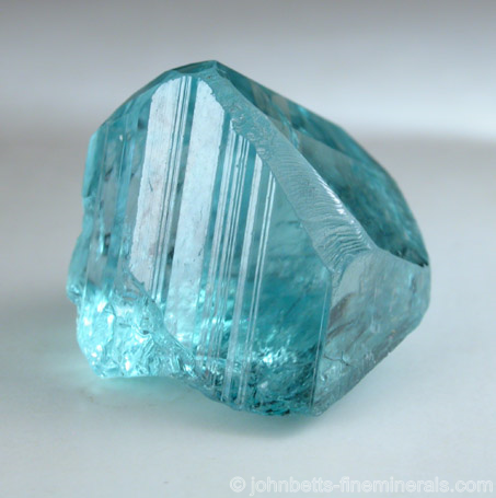 Gem Grade Blue Euclase
