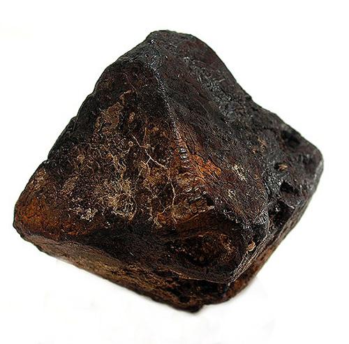 Ferberite Pseudomorph after Scheelite