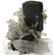 Ferberite with Quartz