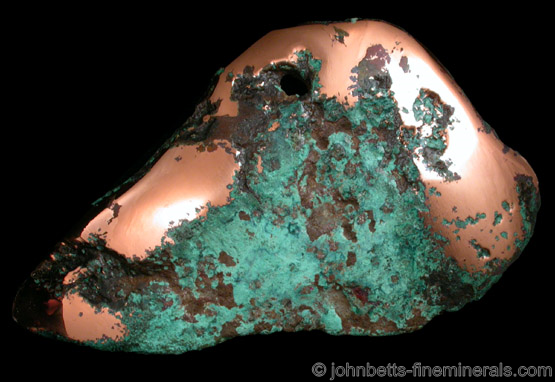 Polished Copper Nugget