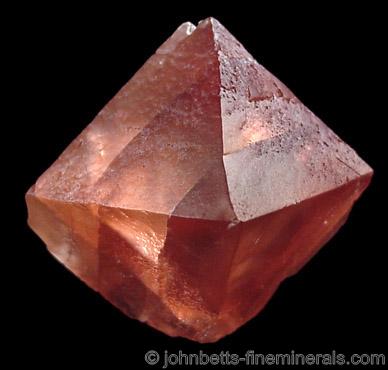 Pink Fluorite from Switzerland