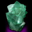 Green Fluorite from Reimvasmaak