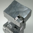 Galena Cube Intergrowths