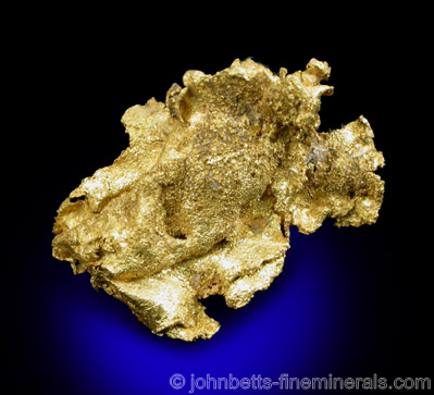 Gold Sheet Formation