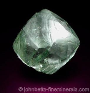 Green Diamond Crystal