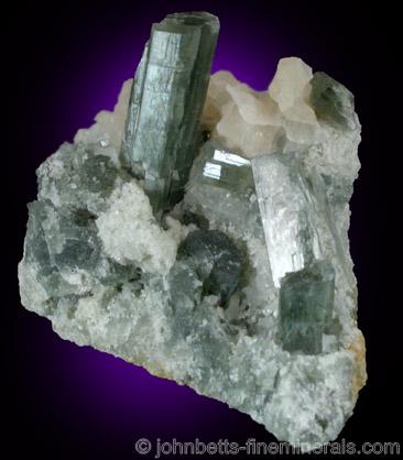 Translucent Green Tremolite