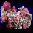 Raspberry-red Grossular