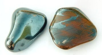 Polished Hematite