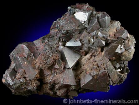 Hematite Pseudo Magnetite (Martite)