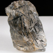 Hornblende Included in Quartz