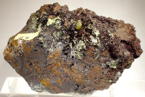 Iodargyrite with Chlorargyrite