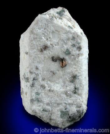 Kaolinite Pseudomorph of Orthoclase
