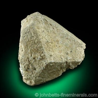 Kaolinite Pseudomorph of Helvite