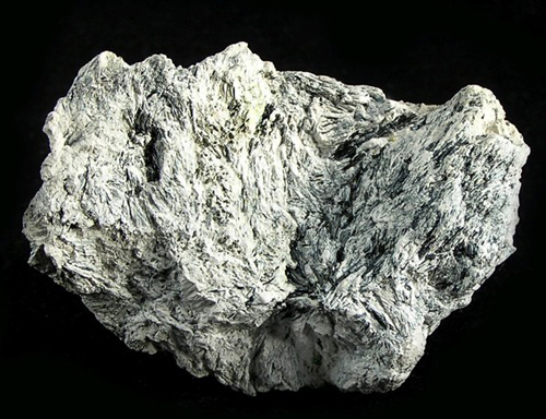 Kaolinite with Zinkenite