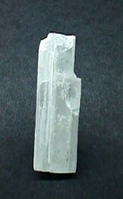 Efflorescent Kernite Crystal
