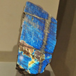 Sharply Colored Labradorite