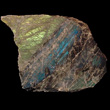 Labradorite from Saranac Lake, NY