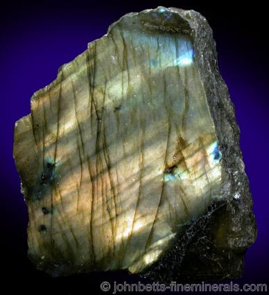 Labradorite from Ukraine