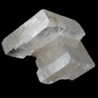 Transparent Colorless Magnesite Rhombs