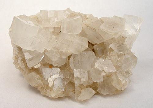 Cluster of Magnesite Rhombs