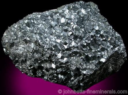 Mass of Crystallized Magnetite