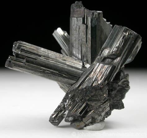 Manganite Crystal Cluster