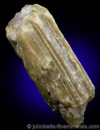Striated Marialite Crystals