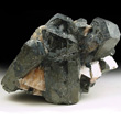 Dark, Greenish-Black Meionite