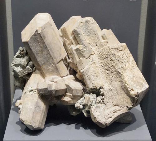 Giant Meionite Crystals from La Panchita Mine, Ayoquezeco, Oaxaca, Mexico