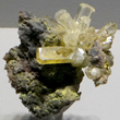 Transparent Mimetite Crystals from Tsumeb