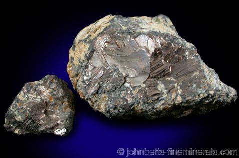 Typical Native Bismuth