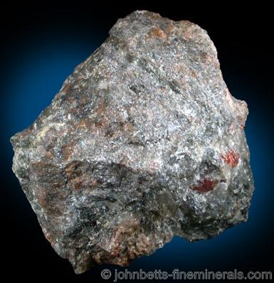 Massive Nickelskutterudite