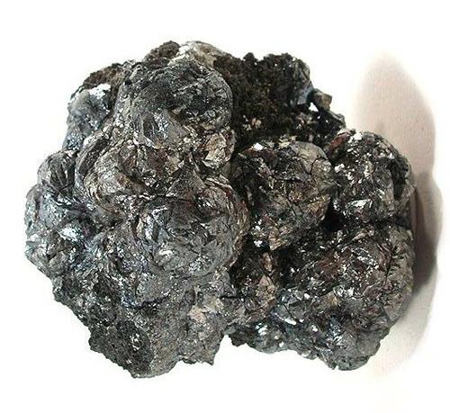 Thick Nickelskutterudite Crystal Cluster