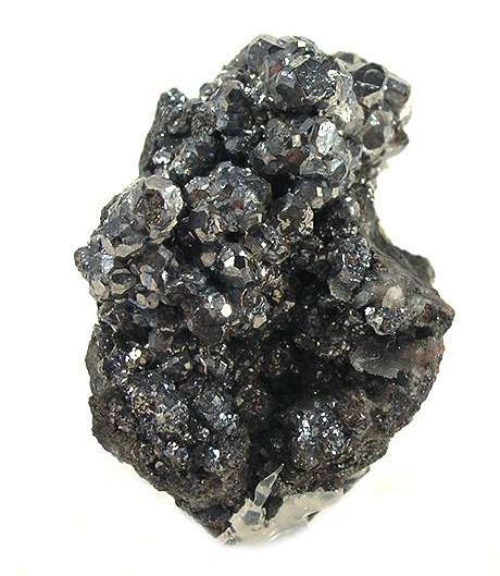 Nickelskutterudite Crystal Cluster