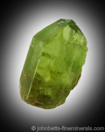 Peridot from Egypt