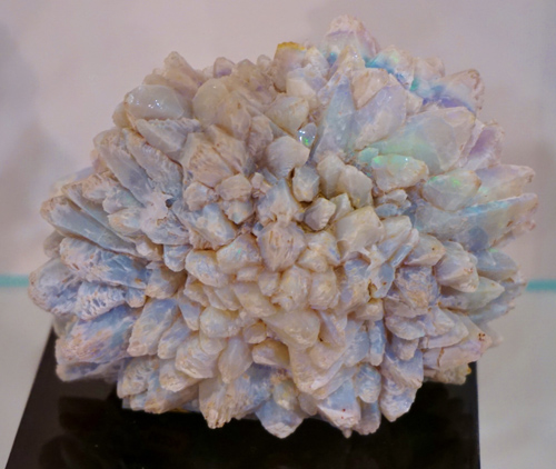 Opal Pseudomorph After Calcite After Ikaite